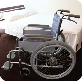 画像イメージ:在宅医療環境をご提案